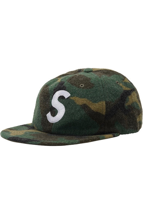 Supreme Camo Wool Hat