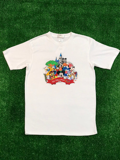 Vintage Disney Embrodied T shirt