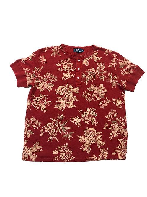 Vintage Ralph Lauren floral Shirt