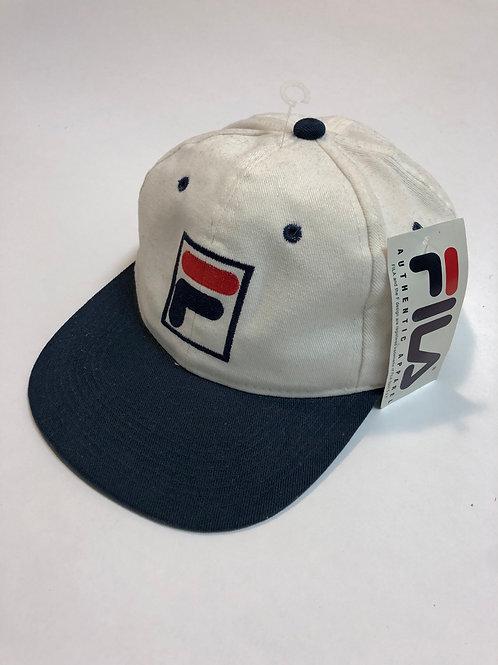 Vintage fila hat