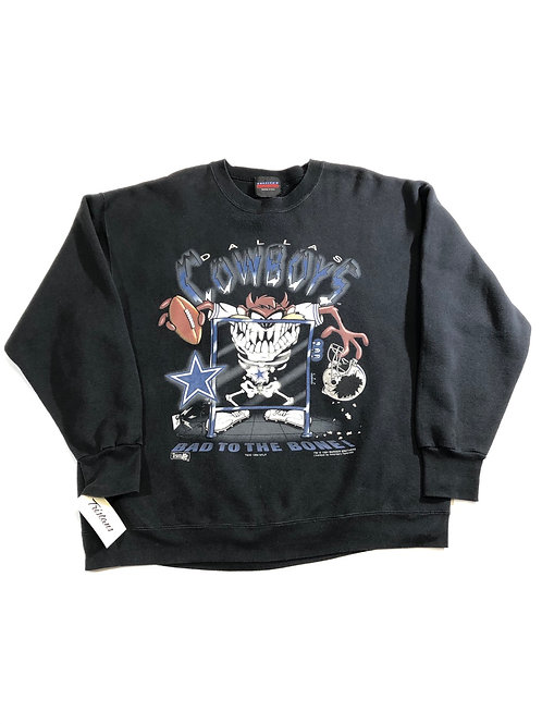 Vintage Dallas Cowboys Fanimation Sweat Shirt