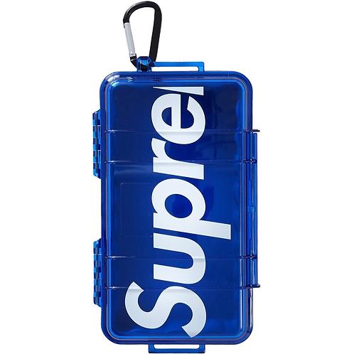 Supreme pelican case blue