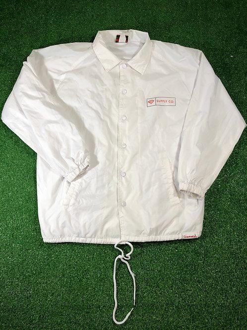 Vintage Diamond Coach Jacket