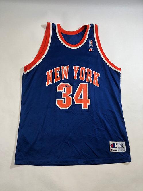Vintage NY Knicks jersey Charles Oakley