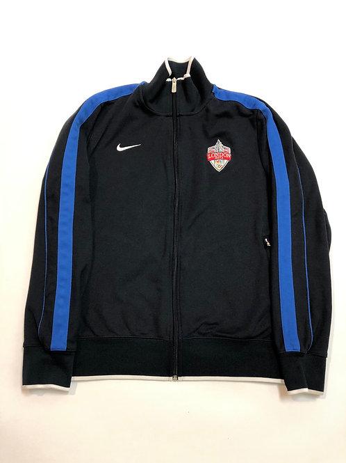 Vintage Nike London Olympics track Jakcet