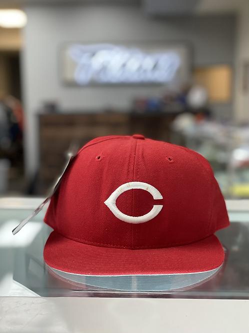 VTG Cinn Reds fitted Cap