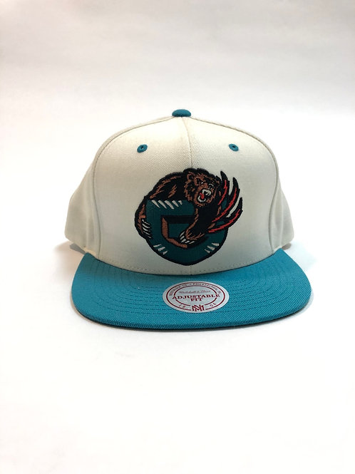 Michell & Ness Vancouver Grizzlies hat