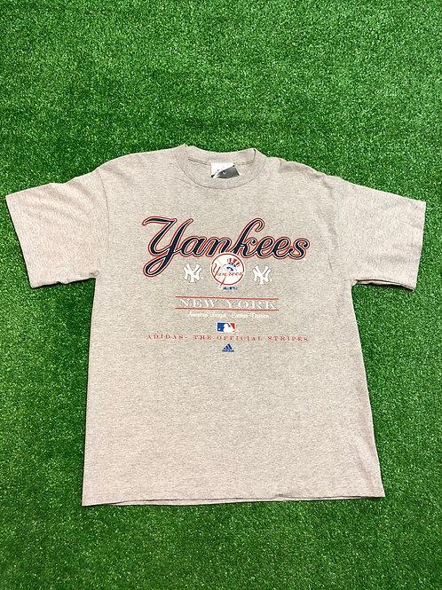 Vintage Adidas Yankees Tee