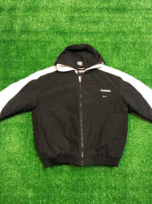 Vintage Nike Raiders Jacket