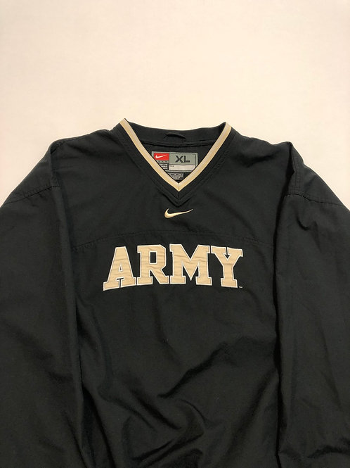Vintage Nike Army Pull Over jacket