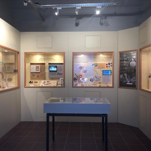 sala de historia