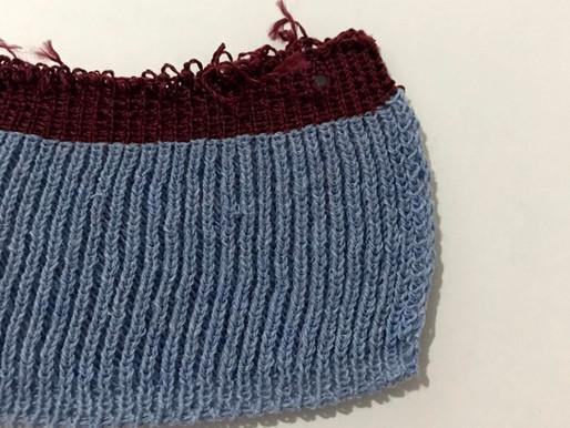 Knit Workshop 2020 week 1