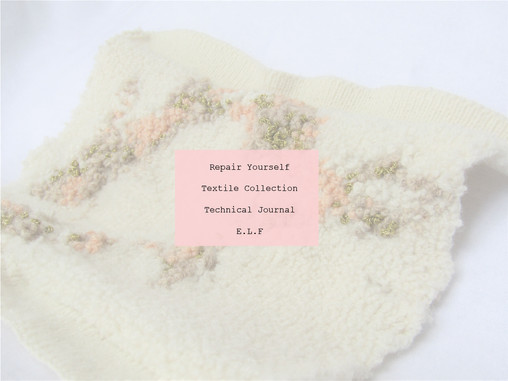 Textile Collection: Technical Journal