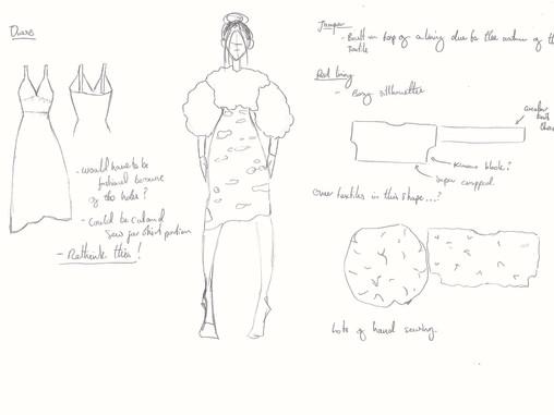 Final Garment: Technical Process