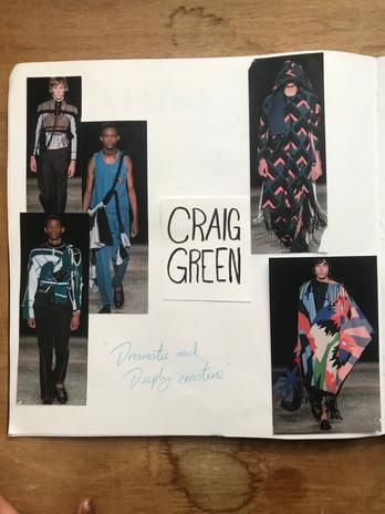 craig green context page