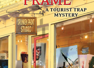 Cover reveal - PICTURE PERFECT FRAME