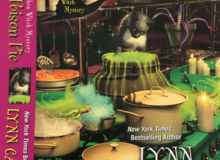 Cover reveal for One Poison Pie