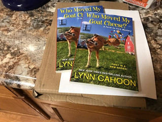 Amazon top 50 - Who Moved my Goat Cheese