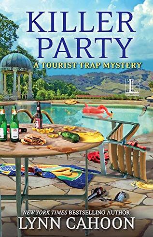 Killer Party Lynn Cahoon