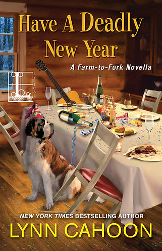Have A Deadly New Year by Lynn Cahoon.jp