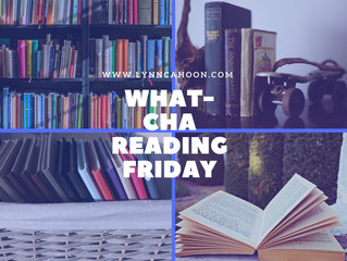 What cha reading?