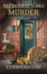 Memories and Murder by Lynn Cahoon.jpg