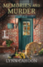 Memories and Murder by Lynn Cahoon.jpg