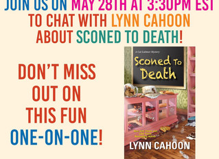 Sconed to Death - Release week