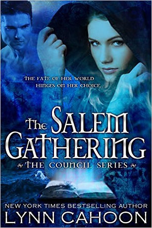 The Salem Gathering by Lynn Cahoon
