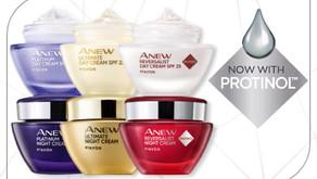 Avon Anew cream with Protinol