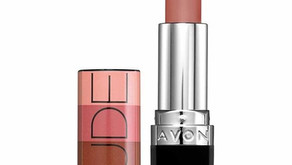 A guide to Avon's lipsticks