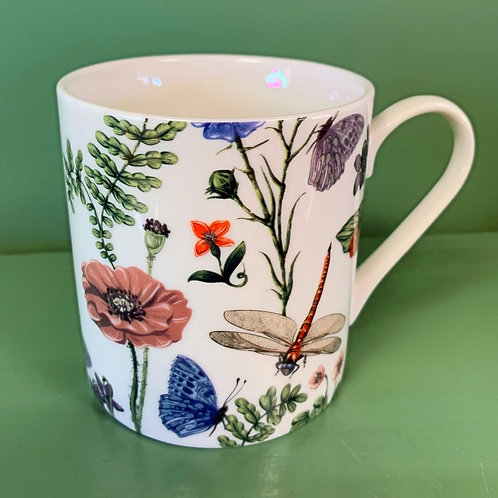 Flora Fauna Mug