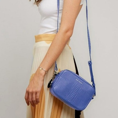Estella Bartlett Blue Cross Body Box Bag