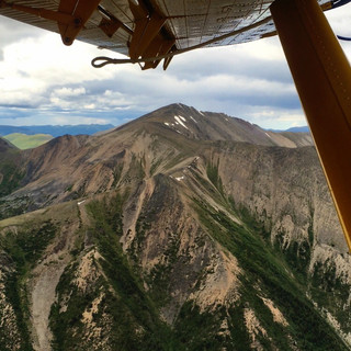 Northern Rockies float plane