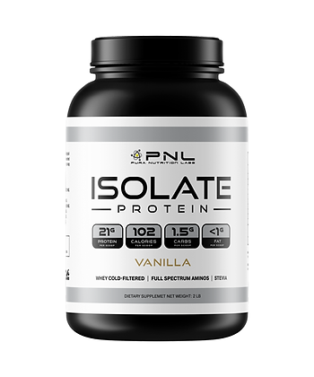 PNL Isolate Protein 2lb