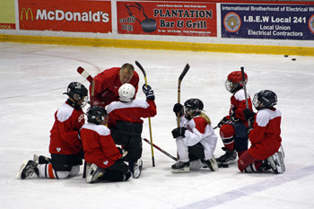hockey camp