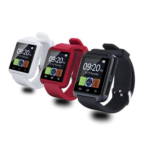 U8 Smart Watch Sports BT