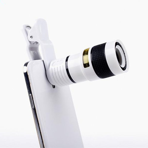 Phone/Tablet Telescope 8xLens Zoom