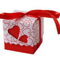 Cute Heart Candy Box