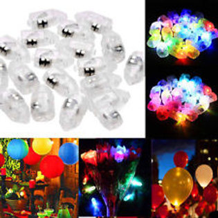LED Balloon Lamps