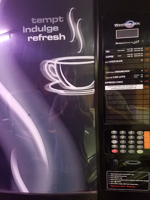 Coffee Vending Machine Hire