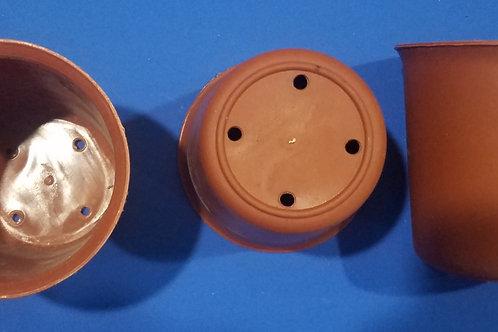 Plastic Mini Terracotta Pot