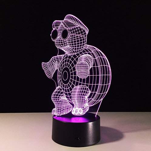 3D LED Illusion Lamp (4)