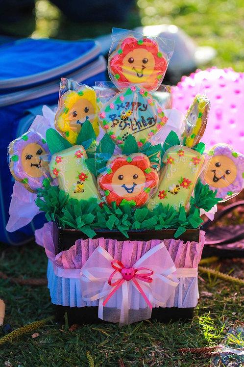 Baby 1st Birthday Bouquet