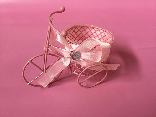 Cinderella Carriage, Tricycle,Cage & Bell Novelty Decor