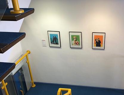 SQ Creative Future Stairwell