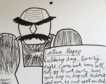 Callum Magee