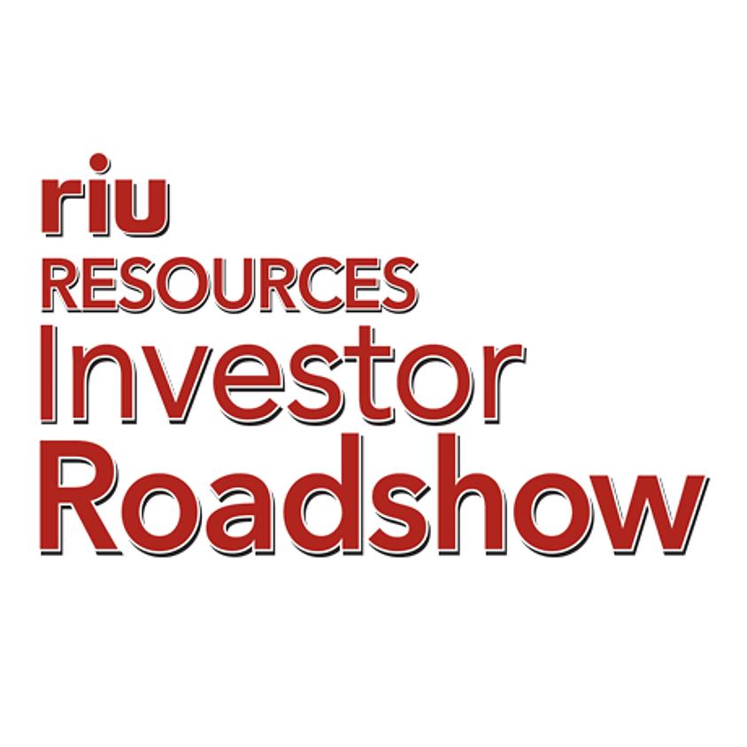 RIU Resources Investor Roadshow 2019 - Melbourne