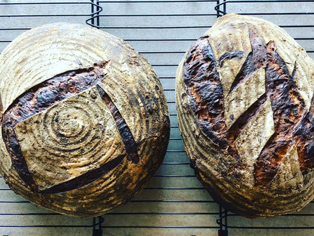 Sourdough – Community Supported Baking CSB