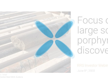View Investor Webinar featuring Kincora Copper (TSX.V:KCC) and RareX (ASX: REE)